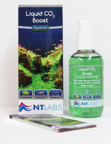 NT Labs Co2 vloeistof boost 100 ml.