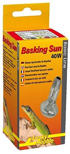 Lucky Reptile Basking sun 40 W